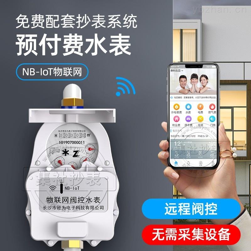 寧波澤聯LXSYK-15-NB-IoT智能無線遠傳預付費水表  免費配系統