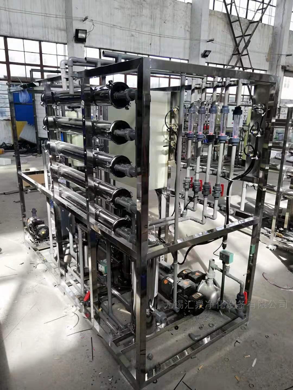 供应苏州金属制品用超纯水设备