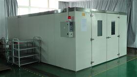 恒温老化室步入式高低温试验室设计安装
