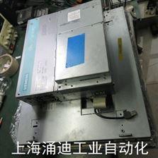 开不了机西门子PCU50无法进入操作界面维修