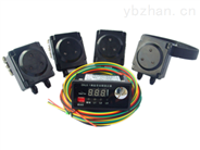 TQ-EKL5.1測溫型面板短路接地故障指示器
