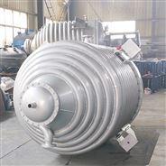 加工定制不锈钢外盘管反应釜