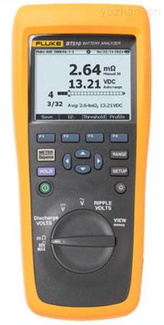 Fluke BT521系列蓄电池内阻测试仪