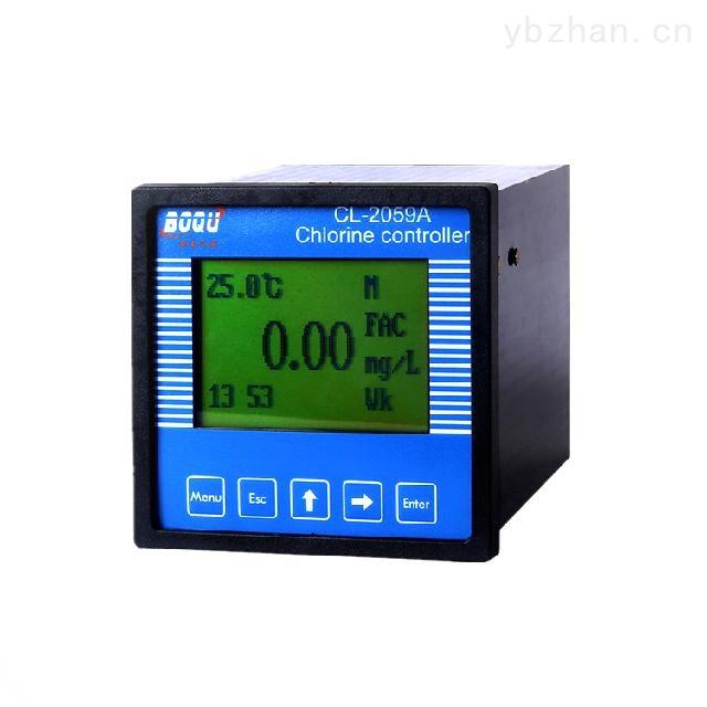 CL-2059A在线二氧化氯分析仪