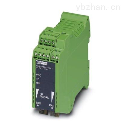 Phoenix contact光纖轉換器PSI-MOS-RS422/FO 850 E/E2000 - 2708012