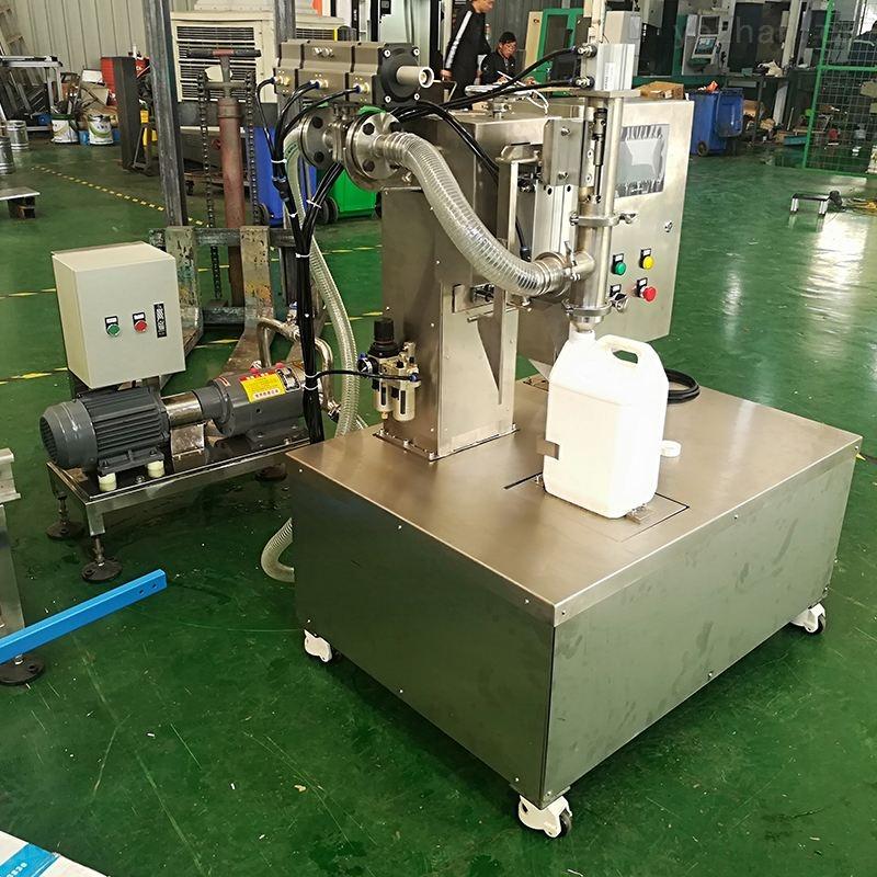 液体灌装机, 防冻液定量灌装设备