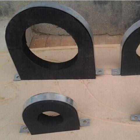 DN300空调管道木托抱箍 厂家供货价格