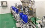 方型塑料桶化工液体灌装机消毒液包装机