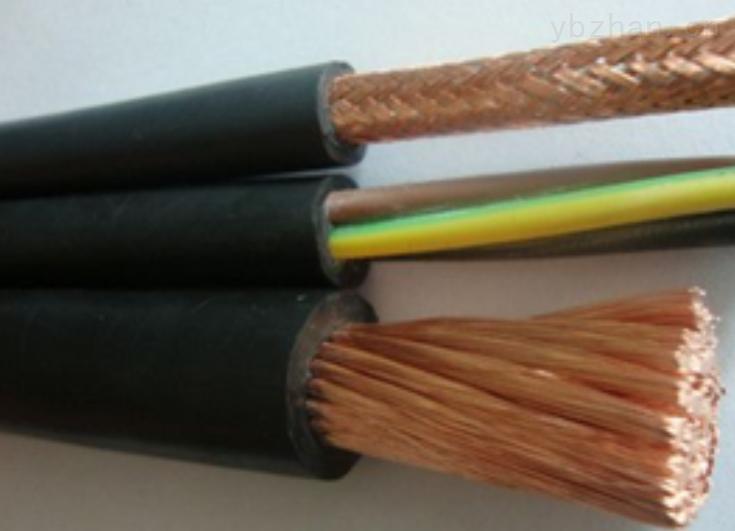 扁平组合软电缆