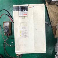 三菱变频器A740报故障维修
