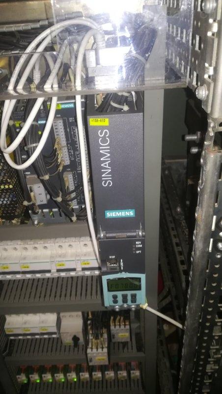 西门子6RA7093主板坏维修电源板更换