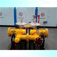 燃气减压撬单双路计量调压柜配置安装要求