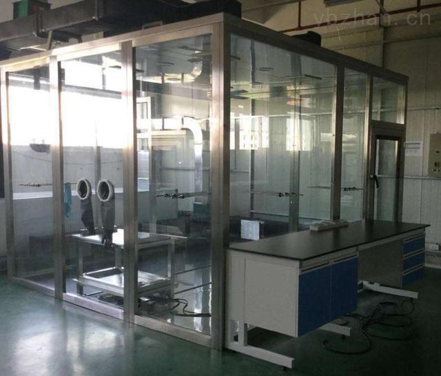 口罩颗粒物泄漏性检测室(TIL和IL)