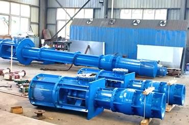 立佳機械LC系列立式長軸泵更專業