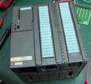 西门子PLC200电源灯不亮电源烧坏维修