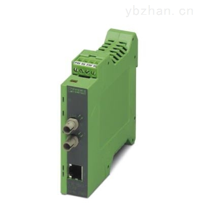 菲尼克斯光纖轉換器FL MC 10/100BASE-T/FO G1300 ST - 2708986