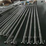UHZ-58/CF7高温磁翻板液位计面板厂家稀硫酸专用