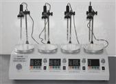 双数显恒温多头磁力搅拌器