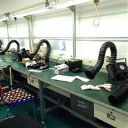 专业供应工业电子车间流水线焊锡净化器