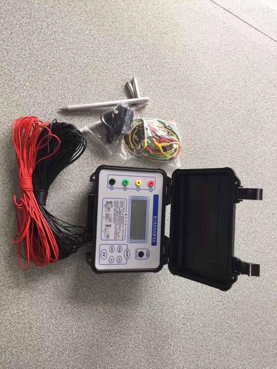 500V摇表式接地电阻测试仪厂家