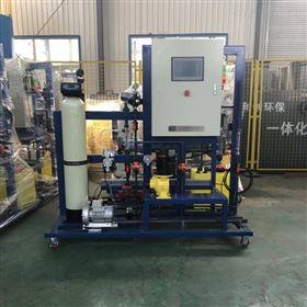 HCCL电解次氯酸钠发生器/甘肃污水厂消毒设备