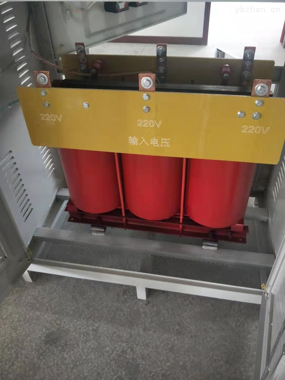 380v变200v三相隔离变压器400KVA日本设备