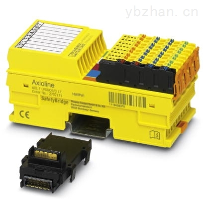 AXL F LPSDO8/3 1F - 2702171安全模块