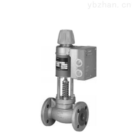 MVF461H15-3-西門子二通電磁調節閥