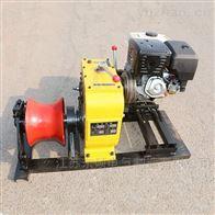 承装修试四级资质-便捷式50kN电动绞磨机