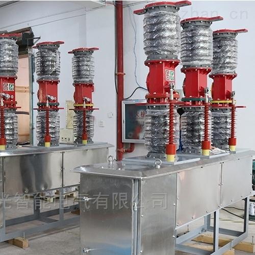 甘孜州羌族35KV电动高压断路器主要技术