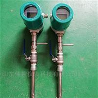 高精度插入式熱式氣體流量計