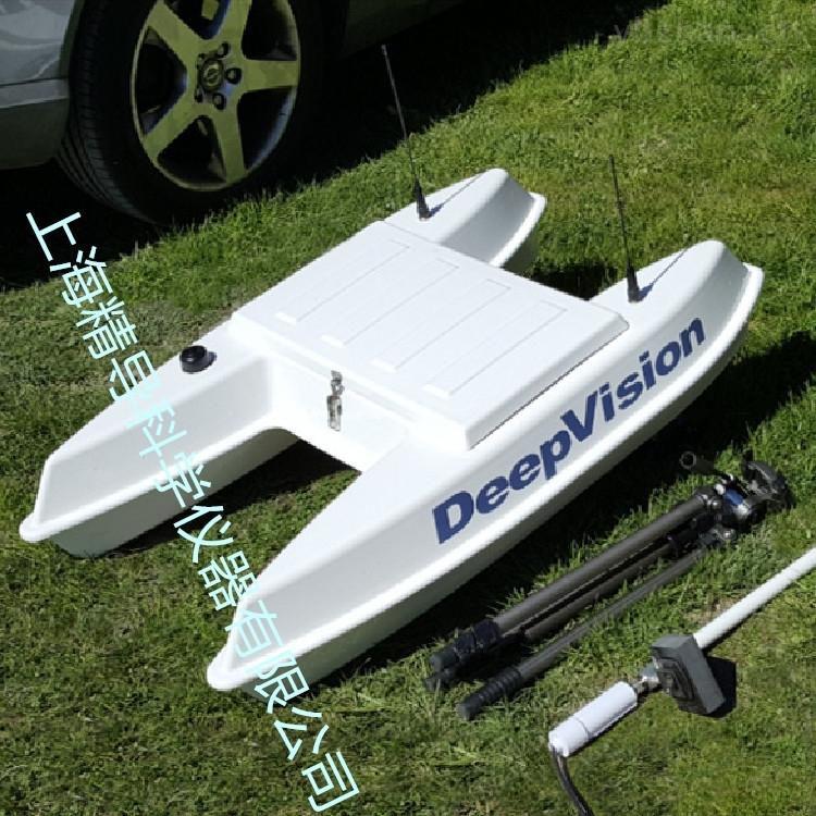 Deepvision DeepCat无人船侧扫声呐系统
