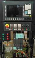 西门子数控系统故障轮廓监控维修