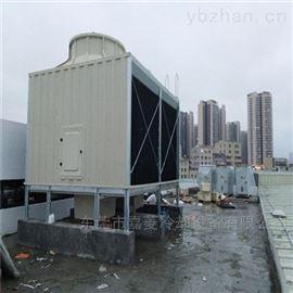 惠州龙门200T低噪音横流方形冷却塔厂家直销