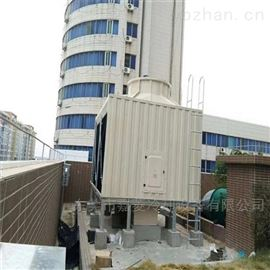 高强度150T横流式低噪音方形冷却塔厂家直供
