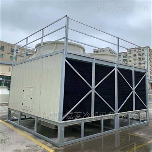 450T横流式低噪音方形冷却塔及水塔配件