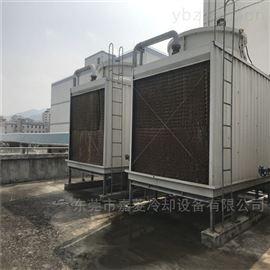 中山大涌100T低噪音横流方形冷却塔厂家直销
