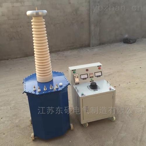 四级承试工具-程控工频耐压试验装置