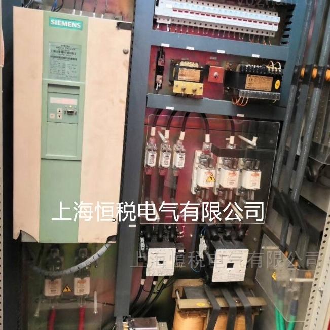 SIMOREG K直流调速装置励磁电流大