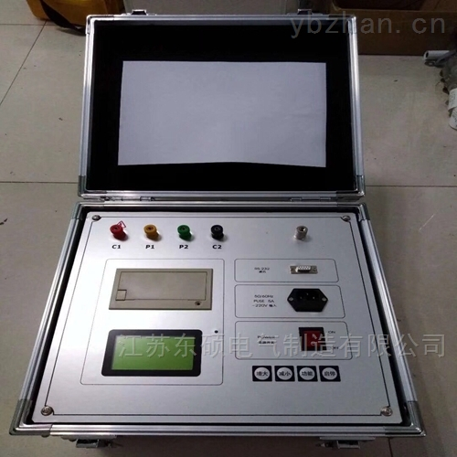四级承试清单-高精度接地电阻测试仪