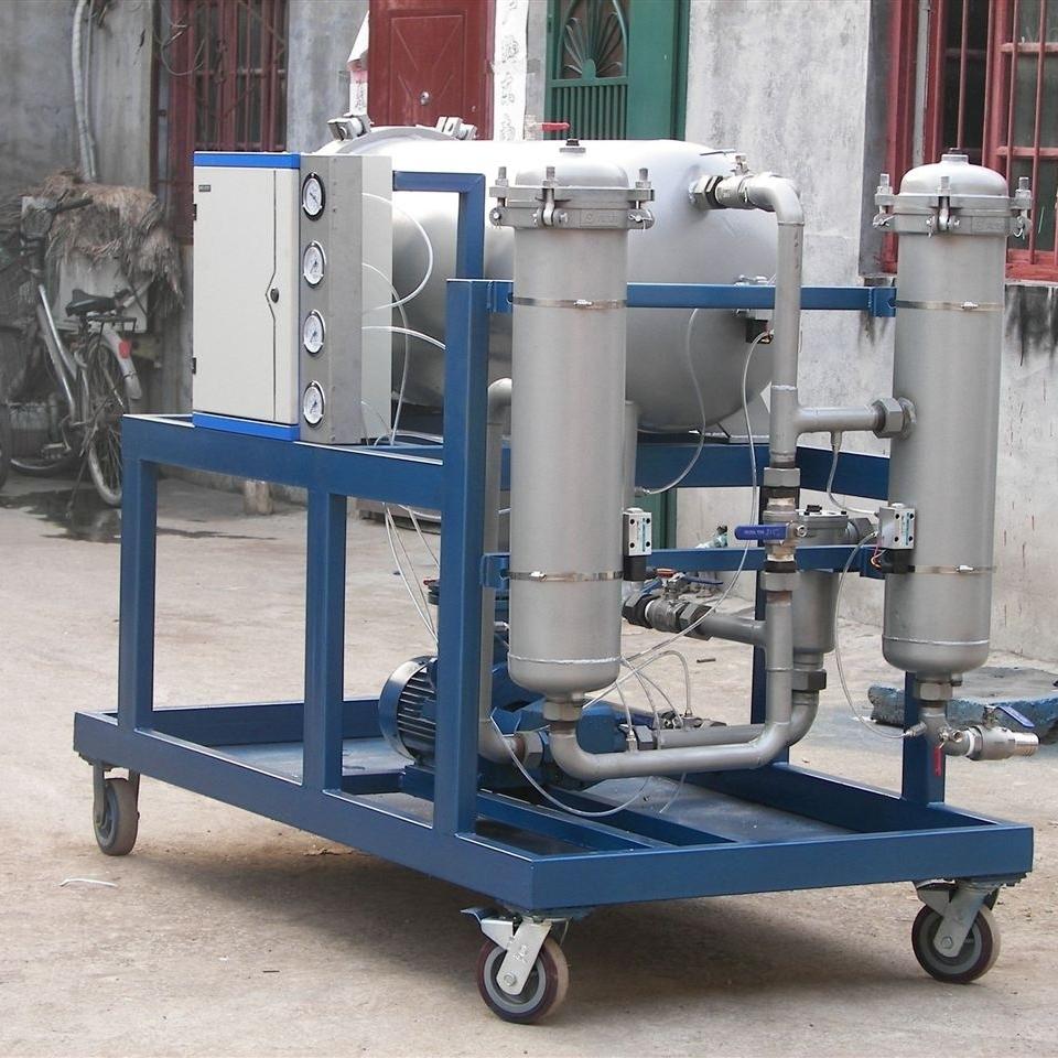电力承修二级设备高效真空滤油机江苏厂家
