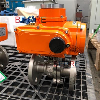BR-40精小型电动执行器作用