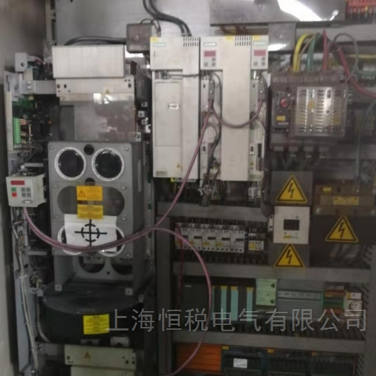快速维修解决西门子6SE70交流变频器报故障