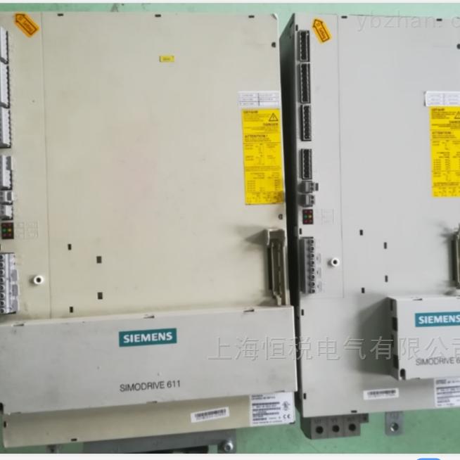九年专修复西门子840DSL电源模块