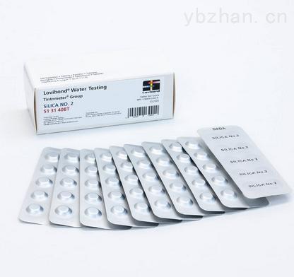 罗威邦lovibond二氧化硅 SILICA No.2试剂