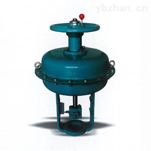 ZHA/B氣動薄膜執行機構