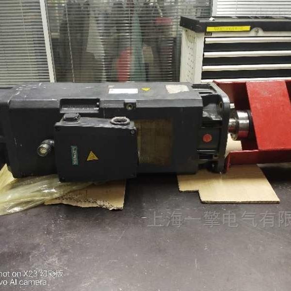 西门子840DSL伺服电机接地故障维修