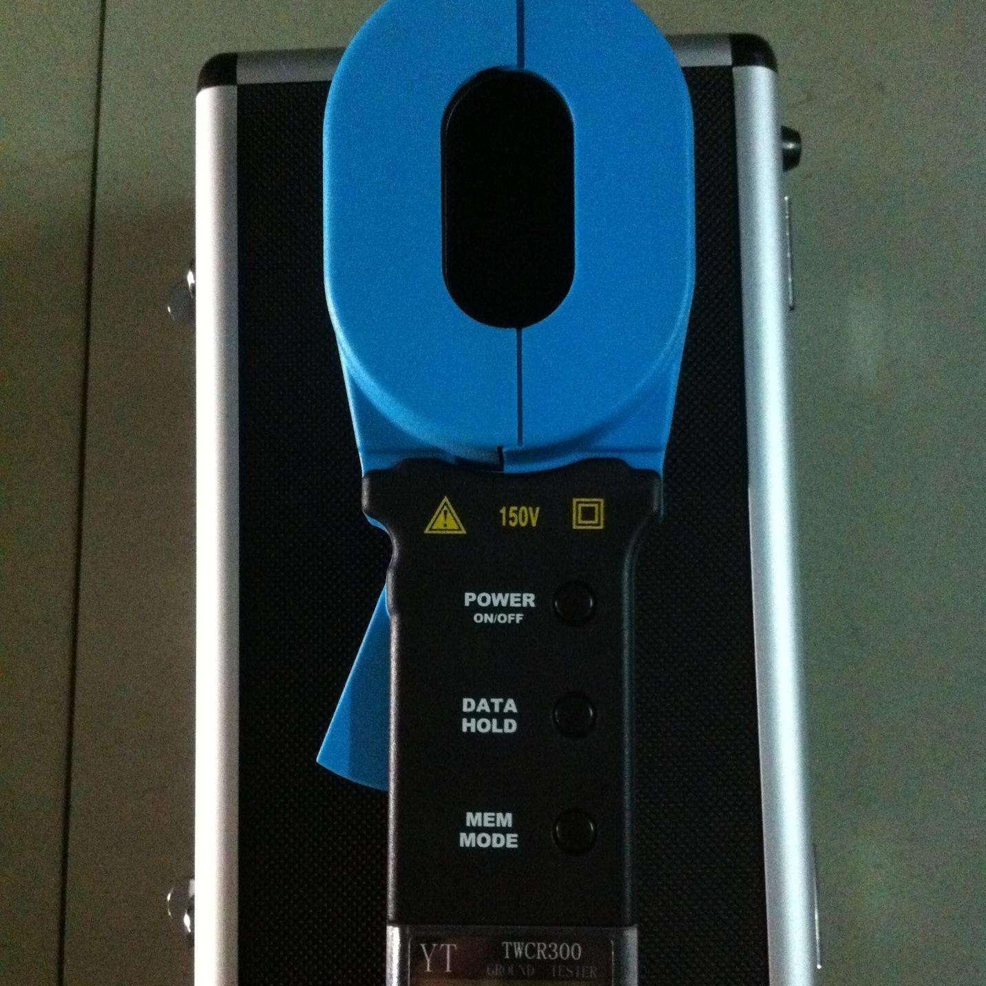 钳形接地回路电阻测试仪