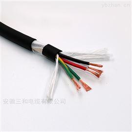 4-20ma缠绕85密度DJFEPP2F信号屏蔽电缆