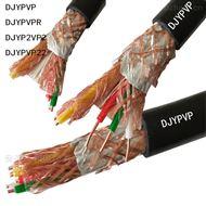 450v阻燃A类铝带复合ZA-JYVRP3信号电缆